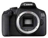 Фотоаппарат Canon EOS 2000D Body гарантия 1 год