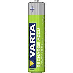 Заряжаемые Аккумуляторные Батарейки VARTA Power (AAA) 800 mAh (блистер)