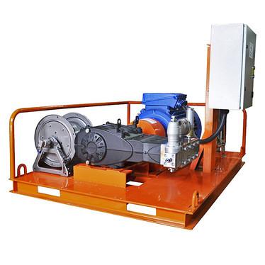 Аппарат высокого давления Преус Е5076