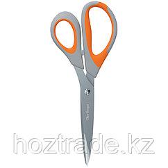 Ножницы  Mega Soft 23 см Berlingo  эргономичные ручки