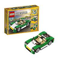 Lego Creator Зелёный кабриолет 31056, фото 1