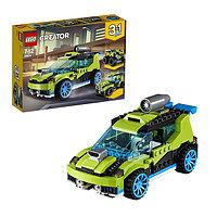 Конструктор Lego Creator 31074 Конструктор Суперскоростной раллийный автомобиль, фото 1