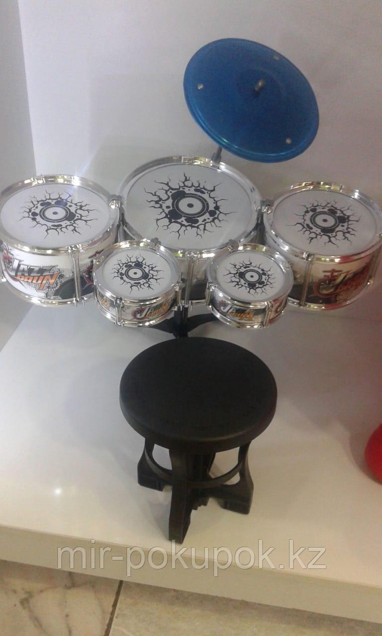 Детская барабанная установка Desktop Drum Set, Алматы