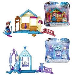 Игровой набор Disney Princess ХОЛОДНОЕ СЕРДЦЕ домик
