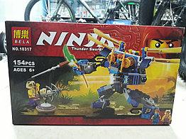 Конструктор Bela Ninja 10317 154 pcs. Ниндзя. Нинджаго.