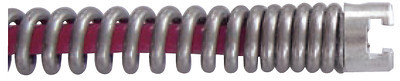 Спираль прочистная усиленная Ø22 мм х 2,3 м