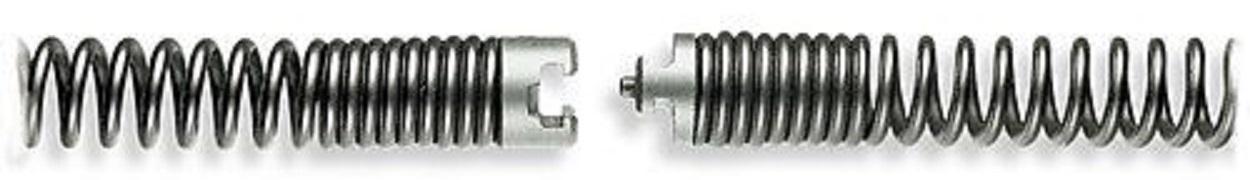 Спираль прочистная Ø22 мм х 4,6 м