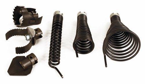 Набор насадок для спиралей Ø30 мм (6 штук)