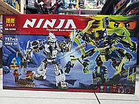 Конструктор Bela Ninja 10399 757 pcs. Ниндзя. Нинджаго