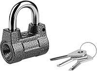 Замок навесной ВС2-4А ЧАЗ 37220-4 (дисковый механизм секрета)