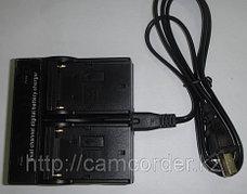 Зарядное устройство Sony на 2 батарейки Sony NP-F970