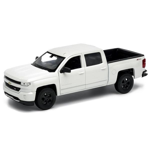 Игрушка модель машины 1:24 Chevrolet Silverado