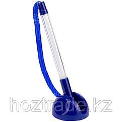 Ручка шариковая настольная OfficeSpace 0.7 мм синий корпус