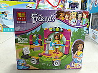 Конструктор Bela Friends 10605 87 pcs. Для девочек