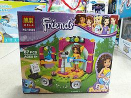 Конструктор Bela Friends 10605 87 pcs. Для девочек