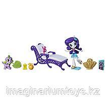 Игровой набор My Little Pony «Пляжный отдых Рарити»