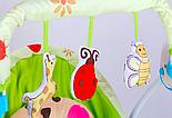 Электронные качели, шезлонг Baby Cradle, голубой, фото 8