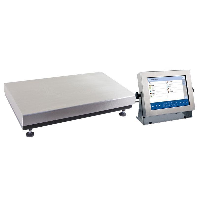 Платформенные высокоточные весы с внутренней калибровкой HY10.150.HRP