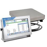 Платформенные высокоточные весы с внутренней калибровкой TMX15R.15.F1.K