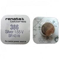 Батарейка Renata 386 (SR43W)