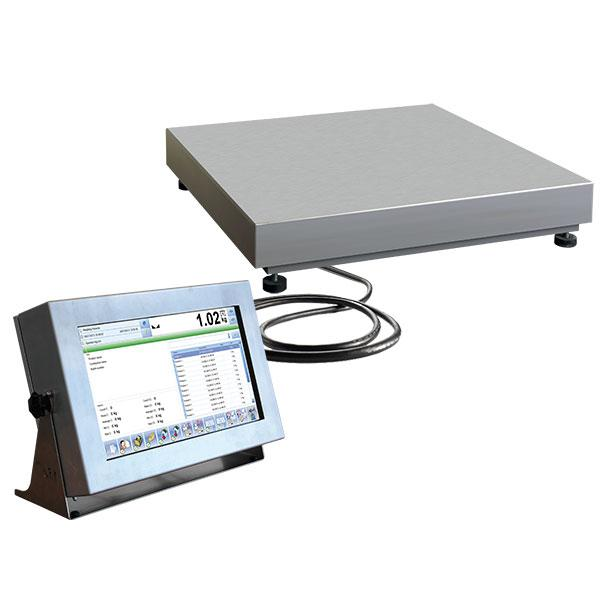 Платформенные высокоточные весы с внутренней калибровкой TMX15R.3.H1.K