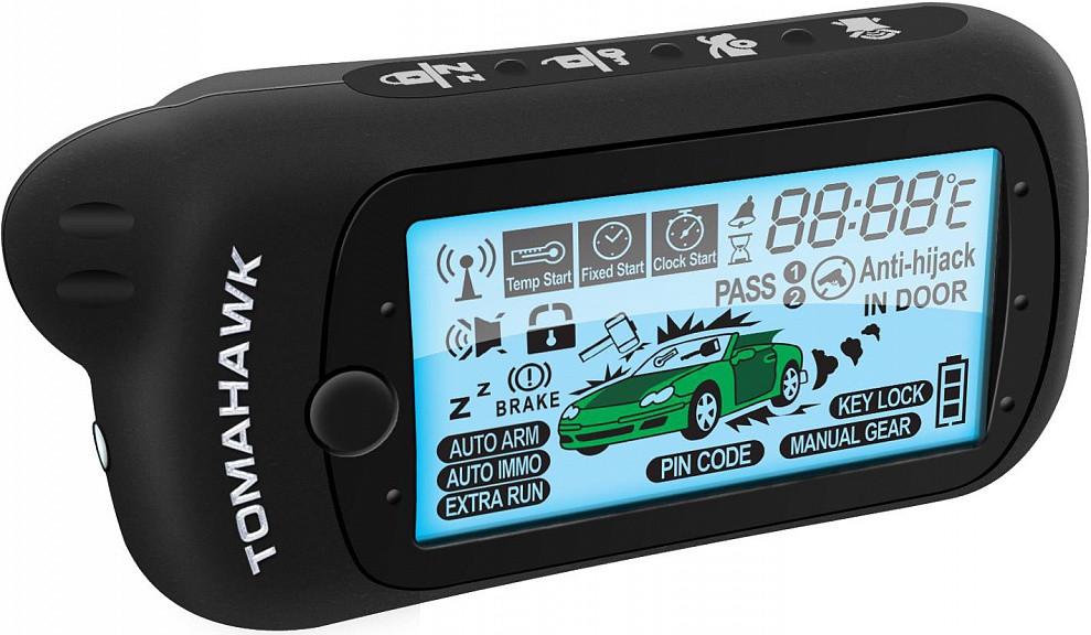 Пульт для автосигнализации Tomahawk Z5