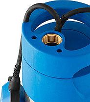 Насос дренажный погружной для чистой воды ЗУБР НПЧ-Т5-800-С, ПРОФЕССИОНАЛ, Т5 (d пропускаемых частиц до 5 мм), фото 2