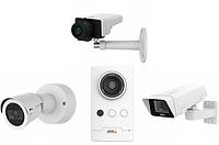 Фиксированные IP камеры Axis