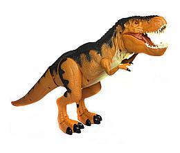 80089 Интерактивная игрушка Dragon-i Тираннозавр сенсорный свет, звук, режим ходьбы