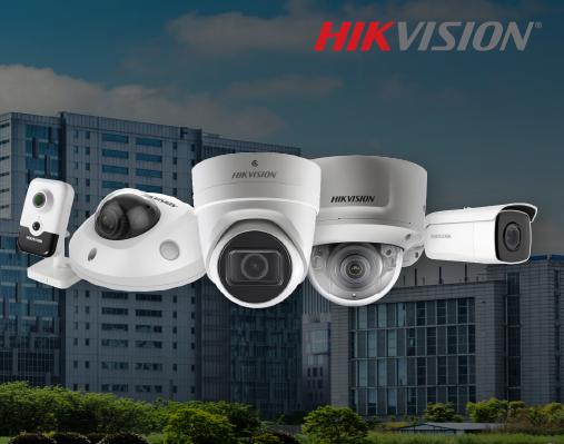 IP камеры Hikvision