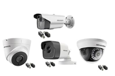 HD(Аналоговые) камеры Hikvision
