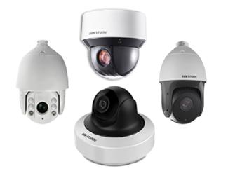 PTZ - поворотные камеры Hikvision