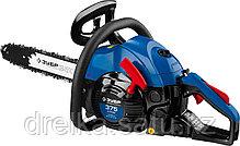 Бензопила ЗУБР ПБЦ-380 35П, ПРОФЕССИОНАЛ, хромированный цилиндр, праймер, 37,2 см3 (1,4 кВт), шина 35 см., фото 3