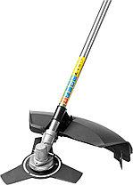 Бензокоса ЗУБР КРБ-250, МАСТЕР, 25 см3 (0,82 л.с. / 0,6 кВт), катушка / нож, ширина кошения 44 / 25,5 см., фото 3