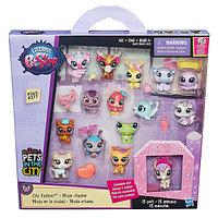 Hasbro Littlest Pet Shop B6625 Литлс Пет Шоп Набор зверюшек - малышей, фото 1