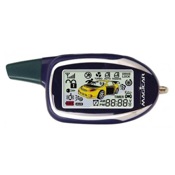 Брелок  для сигнализации Magicar M100  M110a M871A