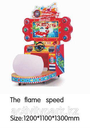Игровой автомат - The flame speed