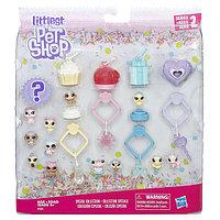Hasbro Littlest Pet Shop E0399 Литлс Пет Шоп Набор игрушек 2 Зефирных Пета, фото 1