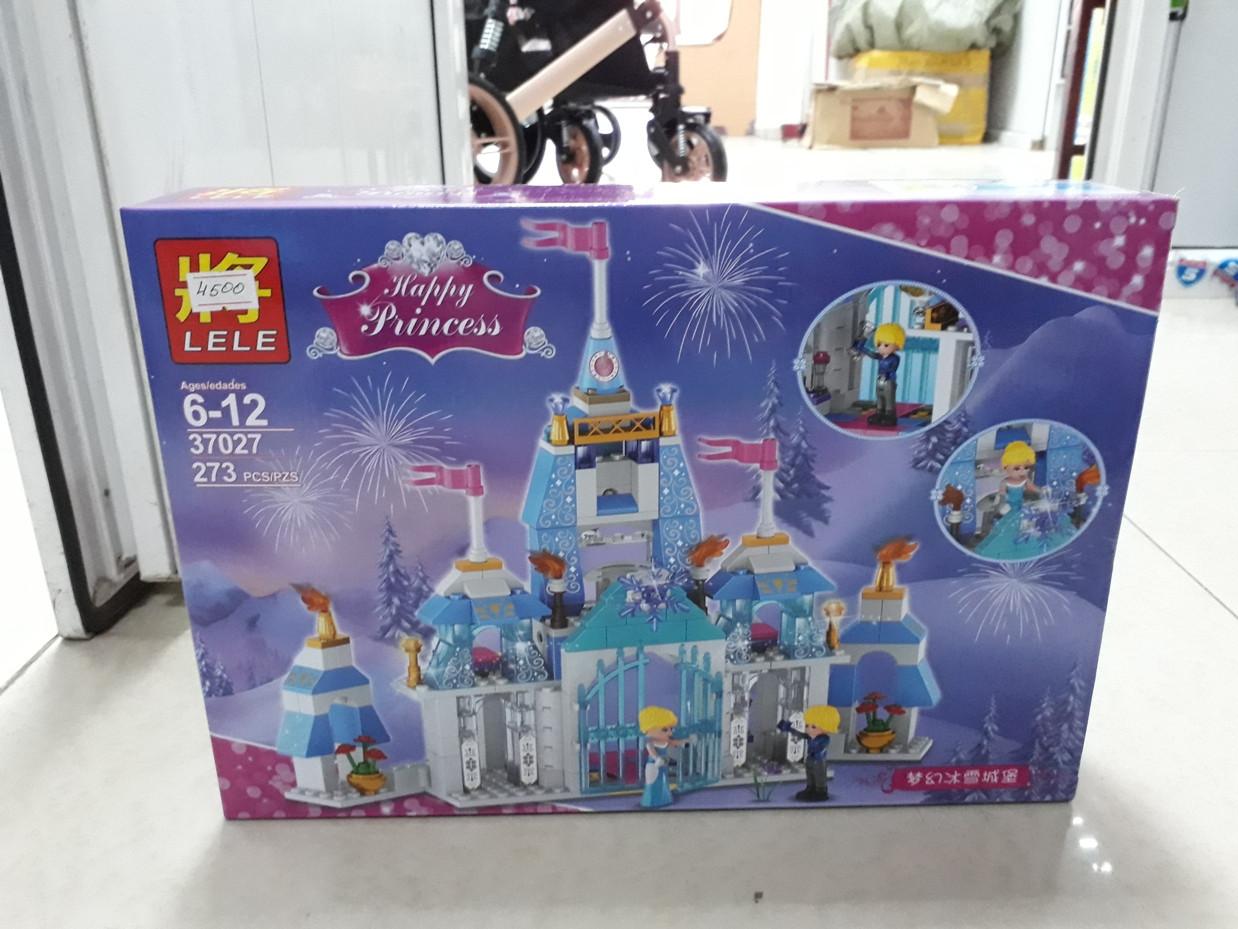 Конструктор Lele Happy Princess 37027 273 pcs. Для девочек