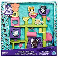 Hasbro Littlest Pet Shop E2127 Литлс Пет Шоп Домик для котят, фото 1