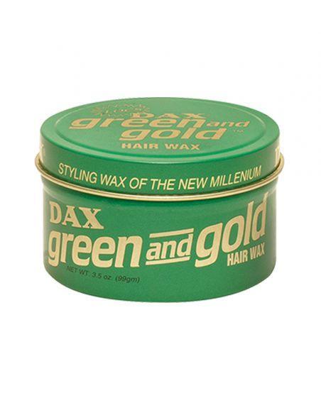 ПОМАДА DAX GREEN&GOLD