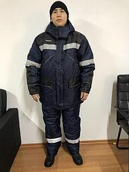 Зимнийй костюм для ИТР  MONBLAN