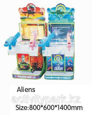 Игровой автомат - Mini Aliens