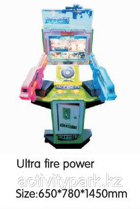 Игровой автомат - Ultra fire power