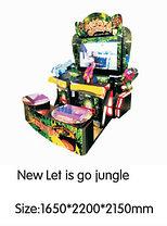 Игровые автоматы - New Let is go jungle