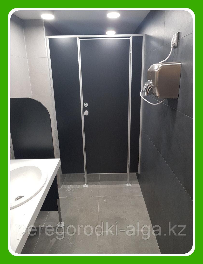 Перегородка для туалетных кабин из ЛДСП 16 мм