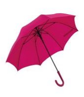 Зонт, Красный