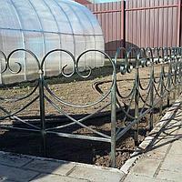 Кованый забор , фото 1