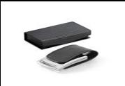 USB накопитель, искусственная кожа 4GB, Черный