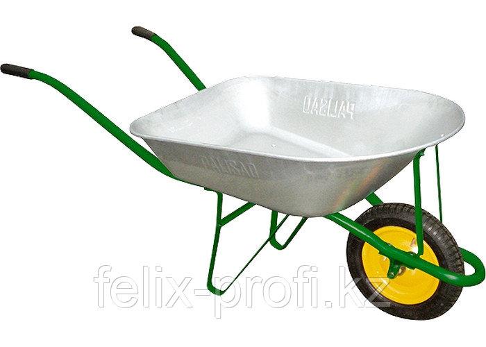 Тачка садовая грузоподъемность 160 кг, объем 78 л Palisad 68915